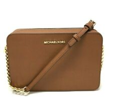 Michael Kors Jet Set Leather Crossbody Bag Large (32S4GTVC3L-230)