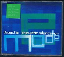 DEPECHE MODE ENJOY THE SILENCE ...04 CD SINGOLO SINGLE cds