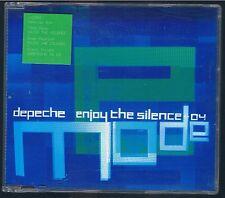 DEPECHE MODE ENJOY THE SILENCE ...04 CD SINGOLO SINGLE cds