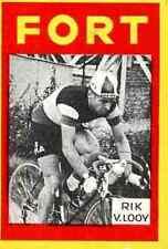 RIK VAN LOOY Cyclisme Cycling FORT Chromo card Wielrenner FAEMA Cycliste #19