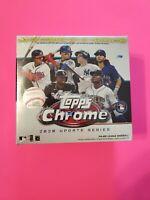 Topps chrome 2020 update series mega box MLB Baseball