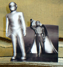 """1951 The Day the Earth Stood Still Robot Gort B&W Tabletop Display Standee 9"""""""