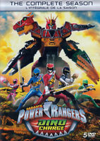 Power Rangers - Dino Charge (The Complete Seas New DVD