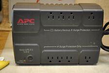 APC BE550R BACKUP-UPS ES 550 BATTERY BACKUP/SURGE PROTECTION (No Battery)