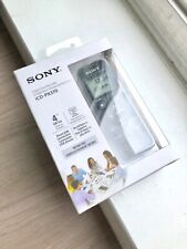Sony ICD-PX370 Digital Voice Recorder 4 GB With Built-in USB