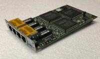 501-4302 Sun Oracle SBUS 100BaseT Quad Fast Ethernet Card 1.0 X1042A