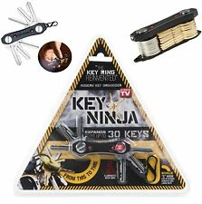 Brand New Smart Key Holder Ninja Compact Key chain Organizer + FREE POSTAGE