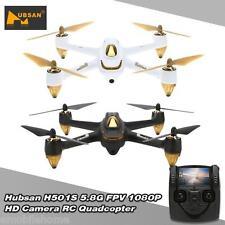 Hubsan H501S X4 5.8G FPV 10CH Brushless avec 1080P HD Caméra RC GPS Quadcopter