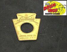 "Vintage Ludwig ""Keystone"" Badge - Pre 1964"