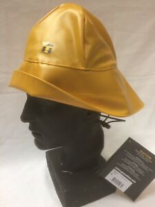 Sou-Wester Waterproof Hat by Guy Cotten S, M or L – Yellow - Made in France WEST