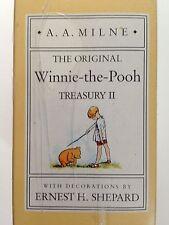 NIB - Original Winnie The Pooh Treasury 2 Box Set Lot A. A. Milne Books