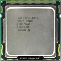 INTEL XEON X3450 2.66GHZ 8-CORE SR0KX 8MB Cache CPU PROCESSOR Turbo 3.20 GHz