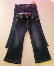 New Crazy 8's Toddler Girl 2T Bootcut Jeans Bundle