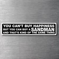 Buy a Sandman sticker premium 7 year vinyl water & fade proof Holden