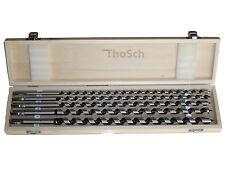 1x 460mm lang Holzbohrer 5-tlg Schlangenbohrer Spiralbohrer Balkenbohrer 02577-0