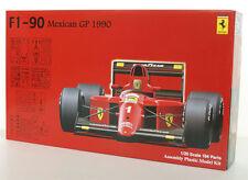 Fujimi GP08 F1 Ferrari F1-90 1990 Mexican GP 1/20 Scale Kit