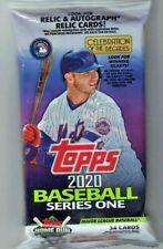 2020 Topps Series 1 Baseball Guaranteed Autograph Hot Pack Auto