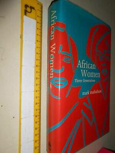 AFRICAN WOMEN MARK MATHABANE - THREE GENERATIONS-HAMISH HAMILTON-LINGUA