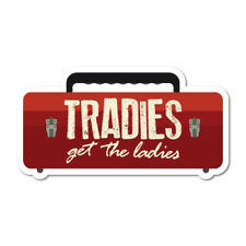 Tradies Get The Ladies Chippy, Plumber, Sparky, Concreter 5608NM