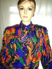 Seidenkleid - Modellkleid von Sautter-Gr.42 - 100% Seide