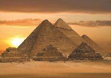EGYPTIAN PYRAMIDS CAIRO EGYPT A3 POSTER PRINT HAL266