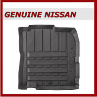 Genuine Nissan Qashqai J11 & J11B Front & Rear High Wall Rubber Mats, KE7584E289