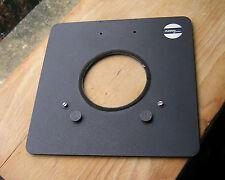 Arca Swiss  Technika III adaptor Lens board  171mm square  incomplete