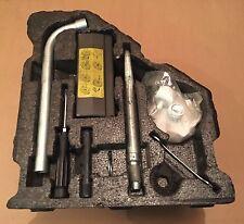 AUDI A2 bose under floor tool kit complete storage Polystyrene foam 8Z0012109E