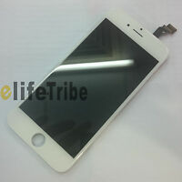 """Replacement LCD Display Screen+ Touch Digitizer Assembly for 4.7"""" iPhone 6 White"""