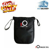 Golf Accessories Pouch Players Valuables Ditty Tool Bag Zippered Storage Tote