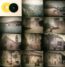 Bobine film super 8 s8 Amateur Paysage boisé montagne village port maritime 1984