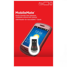 kQ SanDisk Kartenleser MobileMate USB microSD Card Reader SDDR-121-G35
