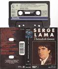 SERGE LAMA cassette K7 tape PORTRAITS DE FEMMES