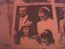 ephemera 1976 kent wedding small picture dr j m flegg dr c coles