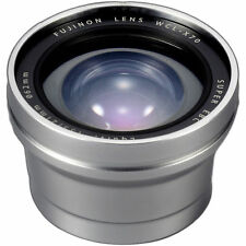 Fujifilm/Fuji wcl-x70 objectif grand angle intention pour x70 article neuf wcl argent x70