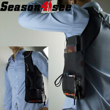 Men's Anti Theft Security Holster Strap Underarm Phone Messenger Shoulder Bag