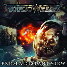 TOXIC WALTZ - From A Distant View - CD