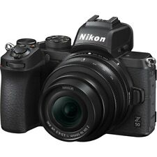 Nikon Z50 DX-Format Mirrorless Camera Kit with Nikkor Z DX 16-50mm VR Lens