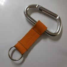 Porte-clés mousqueton THIMBERLAND cuir métal mode vintage collection N5231