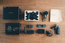 Fujifilm X-T3 26.1 MP Mirrorless Camera - Black with Battery Grip