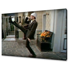 Basil Fawlty Towers the Germen canvas print picture art wall design free postage