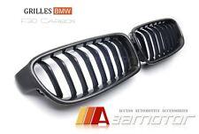 Carbon Fiber Front Kidney Grilles for BMW F30 F31 3-Series Sedan Wagen 328i 335i