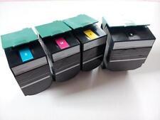4 x Toner for for Lexmark C540 C543 C544 C546 C540H1KG C540H1CG C540H1MG C540H1Y