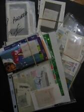 EURO POSTAGE : All Clean, Valid Euro values from various countries. Face €817.00