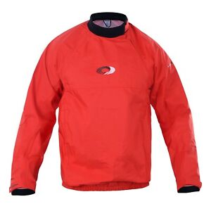Osprey Waterproof Spray Sailing Jacket Breathable Top Adults Red or Blue M-XL