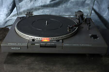 WEGA / SONY JPS 351P Direct Drive Turntable Plattenspieler ++Frisch geprüft++