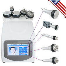 5in1 40K Ultrasonic Cavitation Multipolar RF Vacuum Slimming Machine Body Face