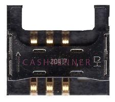 Sim Connecteur Lecteur de Carte Card slot Connector samsung Galaxy s2 sii plus i9105p
