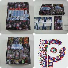 Pinball Mania A 21st Century Entertainment Game for the Amiga