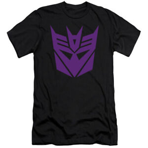 TRANSFORMERS DECEPTICON Licensed Adult Men's Graphic Tee Shirt 2XL